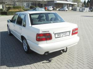 ATTELAGE VOLVO S70 1997-> 2000 - RDSO demontable sans outil - BRINK-THULE