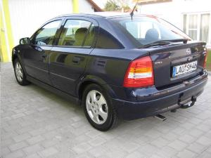 ATTELAGE OPEL Astra G Berline-coffre-Coupe 1998-> - RDSO - demontable sans outil - BRINK-THULE